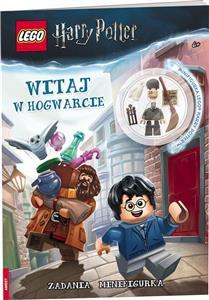 lego harry potter witaj w hogwarcie - ISBN: 9788325331207
