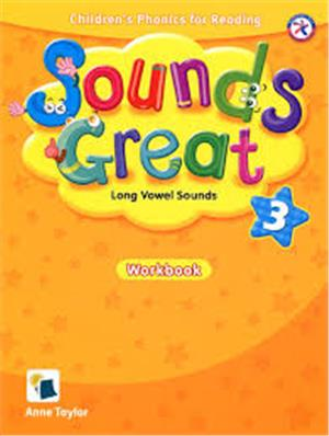 sounds great 3 wb - ISBN: 9781599665849