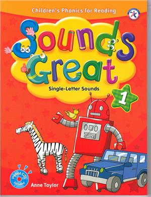 sounds great 1 sb - ISBN: 9781599665771