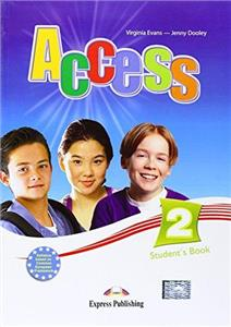 access 2 students book - ISBN: 9781846797811