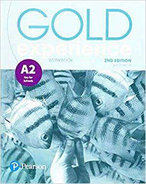 gold experience 2ed a2 wb - ISBNx: 9781292194387