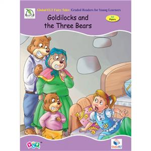 gft a2 goldilocks and the three bears with audio download - ISBN: 9781781649992