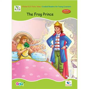 gft starter the frog prince with audio download - ISBN: 9781781649923