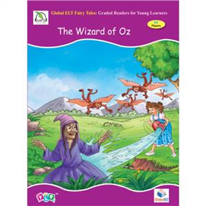 gft a2 the wizard of oz with audio download - ISBN: 9781781649985