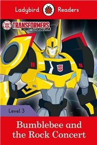 transformers bumblebee and the rock concert - ISBN: 9780241298671
