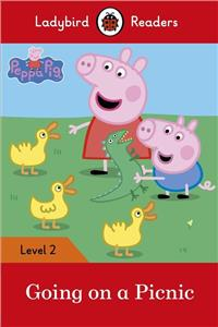 peppa pig going on a picnic - ISBN: 9780241262214