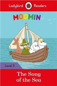 moomin the song of the sea level 3 - ISBN: 9780241365304