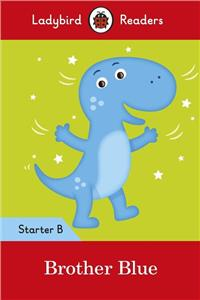 brother blue ladybird readers starter level b - ISBN: 9780241283387