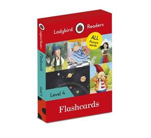 ladybird readers level 4 flashcards - ISBN: 9780241293584