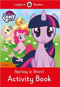 my little pony spring is here - ISBN: 9780241297988