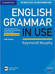 english grammar in use book with answers and interactive ebook 5 edycja - ISBNx: 9781108586627