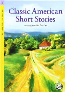 compass classic readers classic american short stories level 6 with audio cd - ISBN: 9781599663289