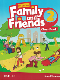 Family and Friends 2 edycja: 2 Class Book