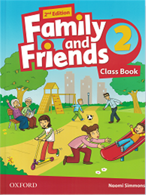 family and friends 2 edycja 2 class book - ISBNx: 9780194808385
