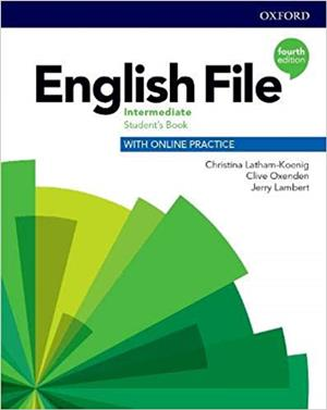 english file fourth edition intermediate students book with online practice - ISBNx: 9780194035910