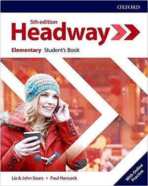headway fifth edition elementary students book with online practice - ISBNx: 9780194524230