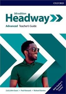 headway fifth edition advanced teachers guide with teachers resource center - ISBNx: 9780194547758