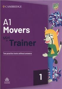 a1 movers mini trainer with audio download - ISBN: 9781108585118