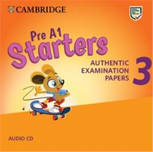 cambridge english starters 3 audio cd - ISBN: 9781108465229