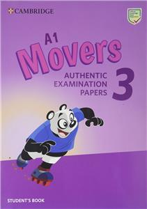 cambridge english movers 3 students book - ISBN: 9781108465137