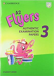 cambridge english flyers 3 students book - ISBN: 9781108465168