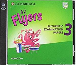 cambridge english flyers 3 audio cd - ISBN: 9781108465267