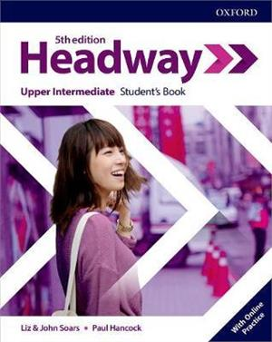 headway fifth edition upper-intermediate students book with online practice - ISBNx: 9780194539692