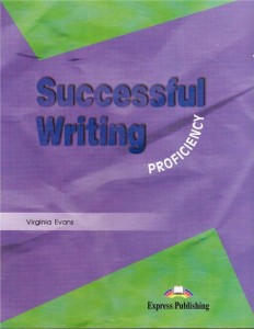 successful writing proficiency students book - ISBN: 9781842168806