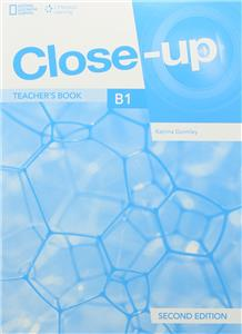 close-up b1 teachers book  online teacher zone audio video - ISBN: 9781408098509