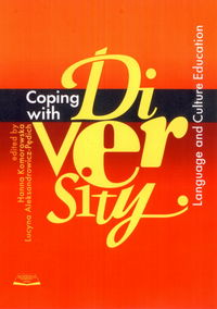 coping with fiversity language and culture education - ISBN: 9788362443024