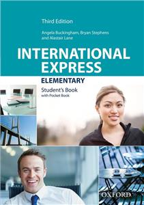 international express third edition elementary students book pack - ISBN: 9780194418249