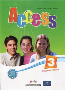 access 3 students book with e-book - ISBN: 9788379731510