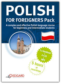 polish for foreigners pack - ISBNx: 9788362482542