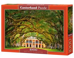puzzle 1000 oak alley plantation - ISBN: 5904438104383
