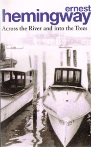 across the river and into the trees - ISBNx: 9780099909606