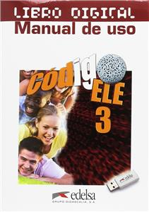 codigo ele 3 libro digital  manual de uso - ISBN: 9788490815236