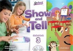 oxford show and tell 3 student book - ISBNx: 9780194779272