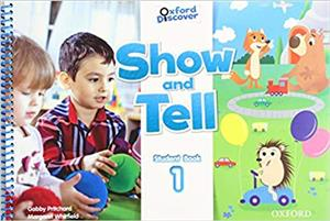 oxford show and tell 1 student book - ISBNx: 9780194779012