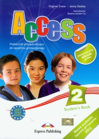 access 2 student's book - ISBN: 9781848621442