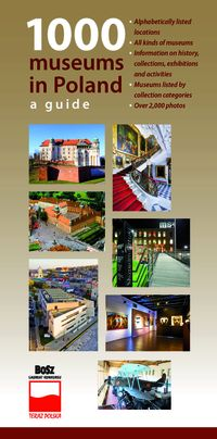 1000 museums in poland - ISBN: 9788375761351