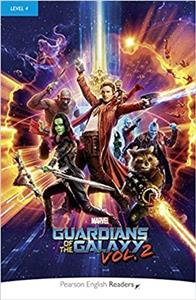 pegr level 4 marvel guardians of the galaxy 2 plus mp3 pearson english readers - ISBNx: 9781292240756