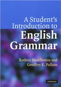 a students introduction to english grammar - ISBN: 9780521612883