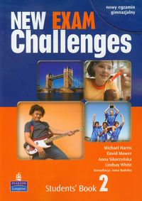 new exam challenges 2 student s book - ISBN: 9788376000800