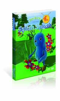 baby beetles - splish splash cd dvd - ISBN: 9788326805226