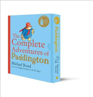 the complete adventures of paddington the 15 complete and unabridged novels in one volume - ISBN: 9780008310592