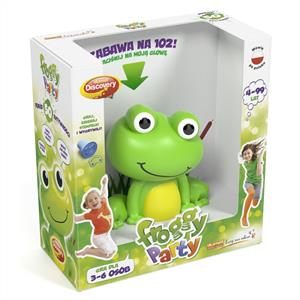 froggy party - ISBNx: 3760145061645