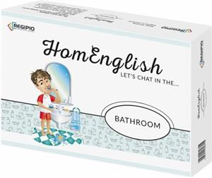 homenglish lets chat in the bathroom - ISBNx: 5903111818715