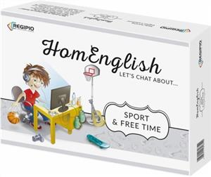 homenglish lets chat about sport and free time - ISBNx: 5903111818722