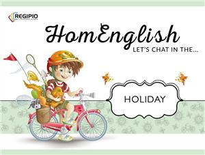 homenglish lets chat about holiday - ISBNx: 5903111818739