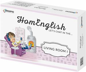 homenglish lets chat in the living room - ISBNx: 5903111818708